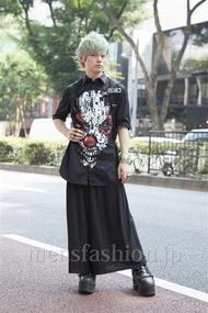 ファッションコーディネート原宿・表参道 2013年08月 ryomuzamさん