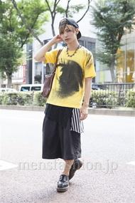 ファッションコーディネート原宿・表参道 2013年09月 岡 毅さん