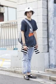 ファッションコーディネート原宿・表参道 2013年09月 しょうかきZさん