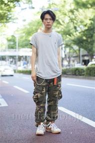 ファッションコーディネート原宿・表参道 2013年09月 Chiroさん