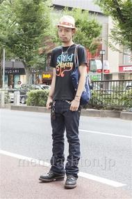 ファッションコーディネート原宿・表参道 2013年09月 小林綾太さん