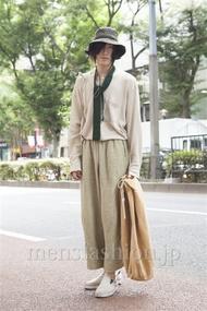 ファッションコーディネート原宿・表参道 2013年09月 北向達也さん