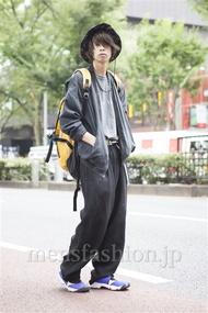 ファッションコーディネート原宿・表参道 2013年09月 石田直輝さん
