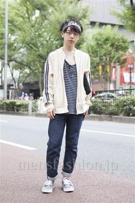 ファッションコーディネート原宿・表参道 2013年09月 アンドウコウイチさん