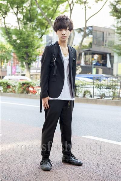 ファッションコーディネート原宿・表参道 2013年10月 わたむん。