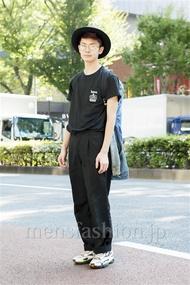 ファッションコーディネート原宿・表参道 2013年10月 斎藤章平さん