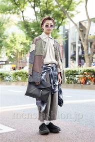 ファッションコーディネート原宿・表参道 2013年10月 KYOSUKEさん