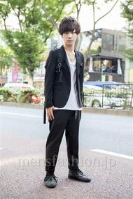 ファッションコーディネート原宿・表参道 2013年10月 わたむん。さん