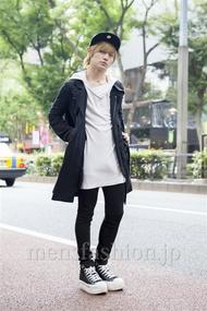 ファッションコーディネート原宿・表参道 2013年10月 ryomuzamさん