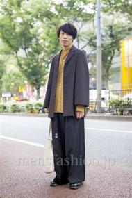 ファッションコーディネート原宿・表参道 2013年10月 ゆーみんさん