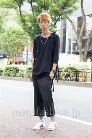 ファッションコーディネート原宿・表参道 2013年10月 アッキーさん