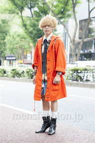 ファッションコーディネート原宿・表参道 2013年10月 nabescoさん