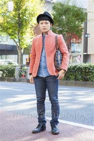 ファッションコーディネート原宿・表参道 2013年11月 Pakoさん