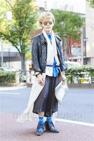 ファッションコーディネート原宿・表参道 2013年11月 nabescoさん