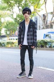 ファッションコーディネート原宿・表参道 2013年11月 わたむん。さん
