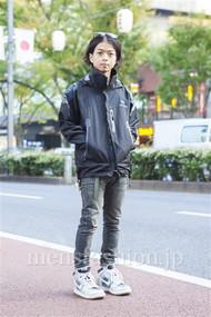 ファッションコーディネート原宿・表参道 2013年11月 佐藤貴龍さん