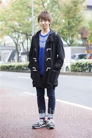 ファッションコーディネート原宿・表参道 2013年11月 Citrusさん