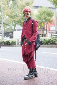 ファッションコーディネート原宿・表参道 2013年11月 あっすんさん