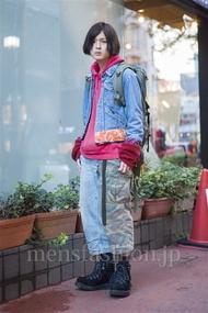 ファッションコーディネート原宿・表参道 2013年11月 Ryutaroさん