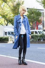 ファッションコーディネート原宿・表参道 2013年11月 石田直輝さん