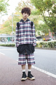 ファッションコーディネート原宿・表参道 2013年11月 浦辻大奨さん