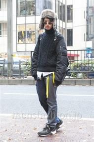 ファッションコーディネート原宿・表参道 2013年12月 あっすんさん