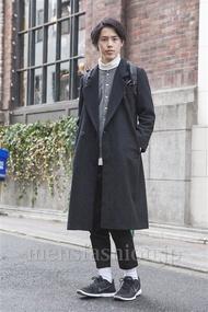 ファッションコーディネート原宿・表参道 2013年12月 伏貫 諒さん