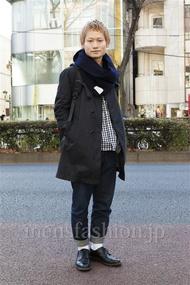 ファッションコーディネート原宿・表参道 2014年01月 まゆさん