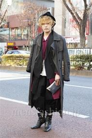 ファッションコーディネート原宿・表参道 2014年01月 nabescoさん