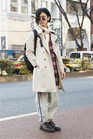 ファッションコーディネート原宿・表参道 2014年01月 くろさん