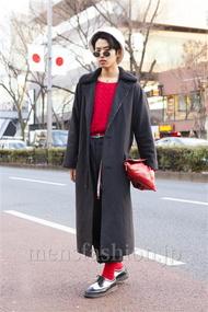 ファッションコーディネート原宿・表参道 2014年01月 あっすんさん