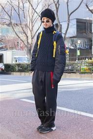 ファッションコーディネート原宿・表参道 2014年02月 あっすんさん