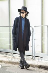 ファッションコーディネート原宿・表参道 2014年02月 Ryutaroさん