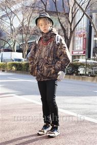 ファッションコーディネート原宿・表参道 2014年02月 アンドウコウイチさん