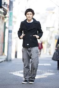 ファッションコーディネート原宿・表参道 2014年03月 中沢和貴さん