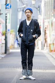 ファッションコーディネート原宿・表参道 2014年03月 斎藤章平さん