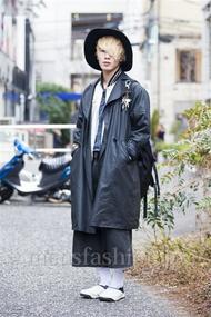 ファッションコーディネート原宿・表参道 2014年03月 高橋佑誠さん