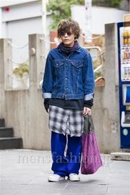 ファッションコーディネート原宿・表参道 2014年03月 nabescoさん
