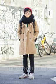 ファッションコーディネート原宿・表参道 2014年03月 yudaiさん