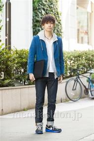 ファッションコーディネート原宿・表参道 2014年03月 糸川耀士郎さん