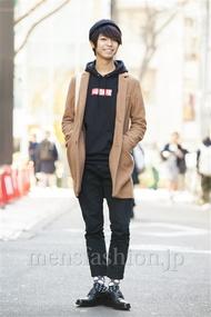 ファッションコーディネート原宿・表参道 2014年03月 もりもりさん