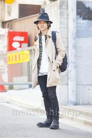 ファッションコーディネート原宿・表参道 2014年04月 黒山慶司さん