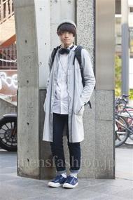 ファッションコーディネート原宿・表参道 2014年04月 まさのりさん
