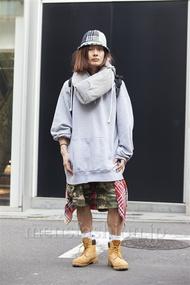 ファッションコーディネート原宿・表参道 2014年04月 はらペコさん