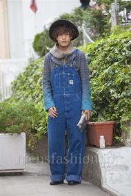 ファッションコーディネート原宿・表参道 2014年04月 nabescoさん