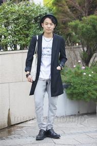 ファッションコーディネート原宿・表参道 2014年04月 松田亮葉さん