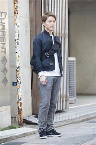 ファッションコーディネート原宿・表参道 2014年04月 ダニエルさん