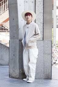 ファッションコーディネート原宿・表参道 2014年04月 峰田大暉さん