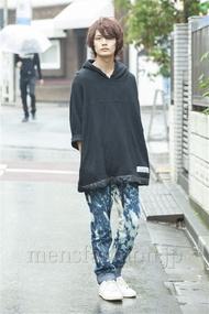 ファッションコーディネート原宿・表参道 2014年05月 長坂睦生さん