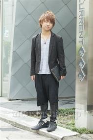 ファッションコーディネート原宿・表参道 2014年05月 鈴木 駿さん
